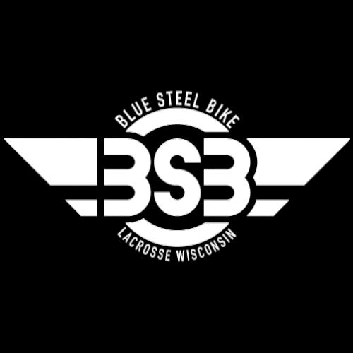 Blue Steel Bike